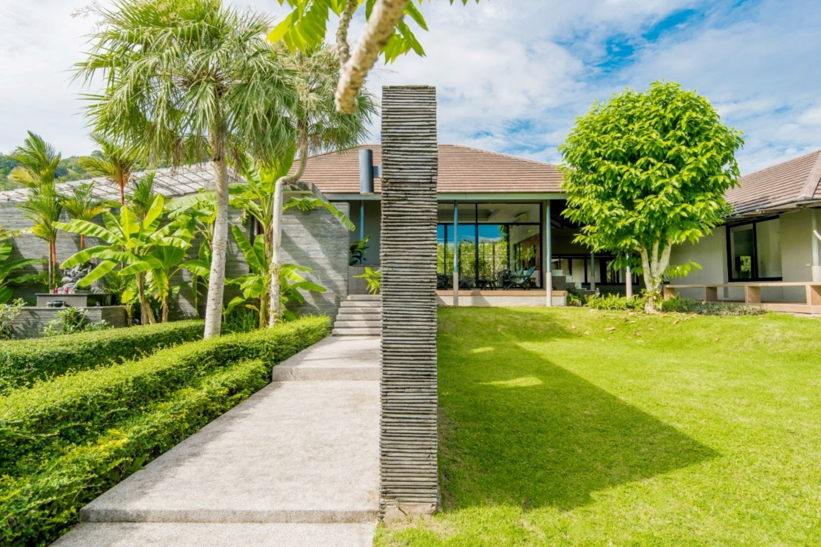 Chattha Villa management in Phuket Kathu