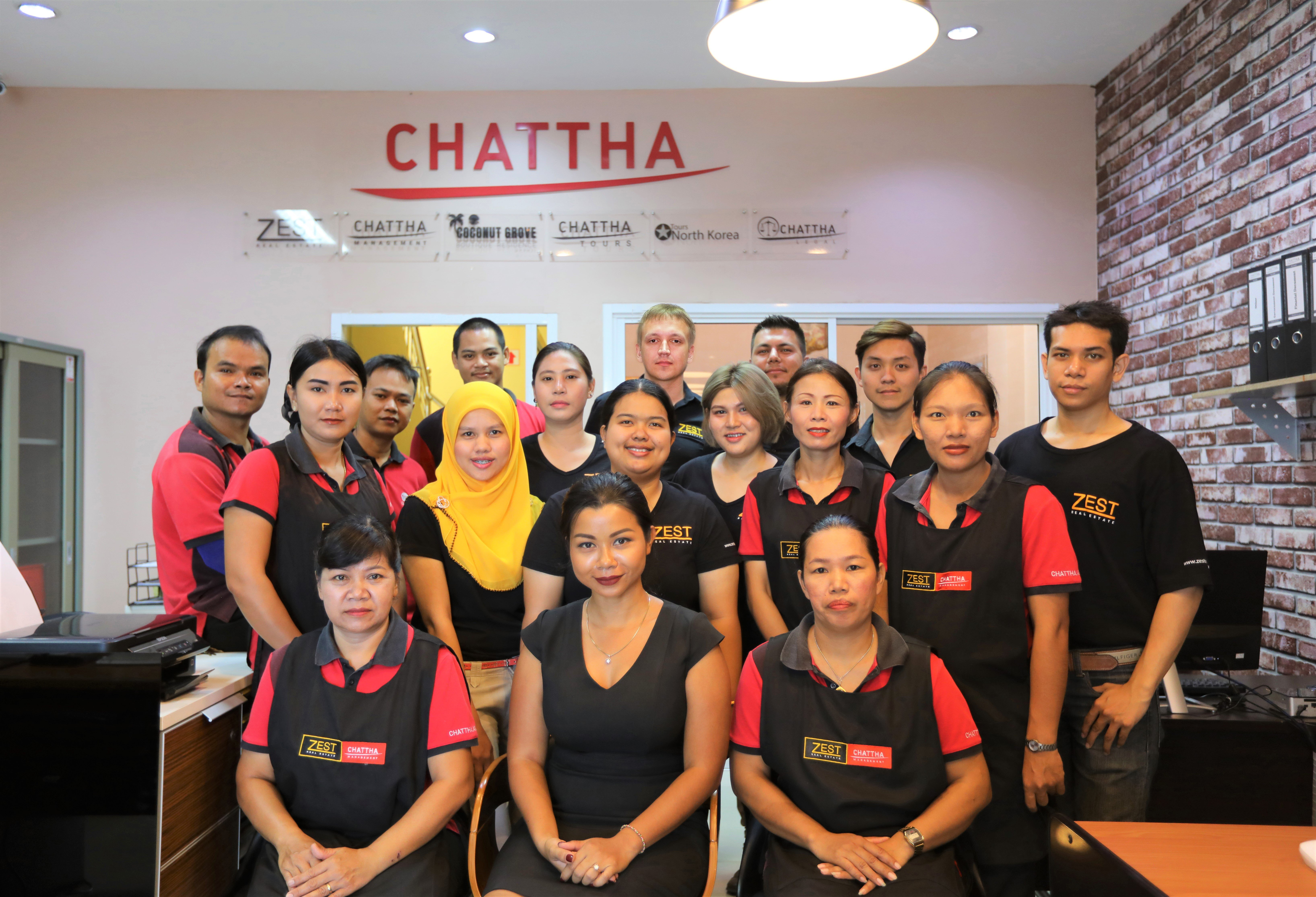Chattha Phuket Property Management Team
