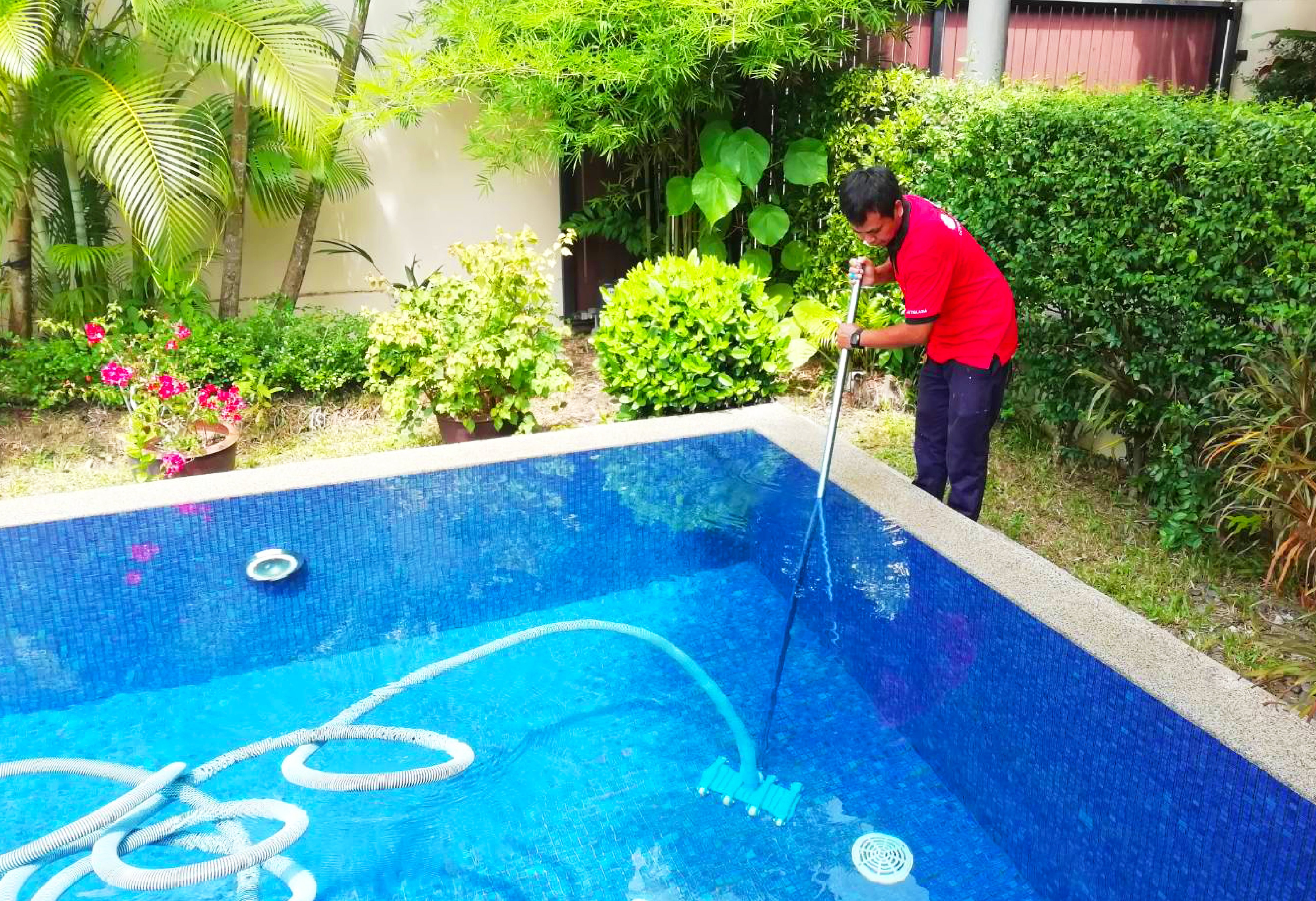 Chattha Property Management Phuket - Houskeeping gardening pool cleaning technicial (3)